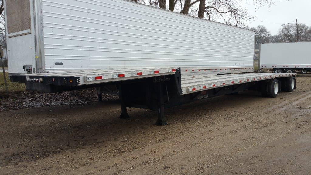 Used Drop Deck Trailer