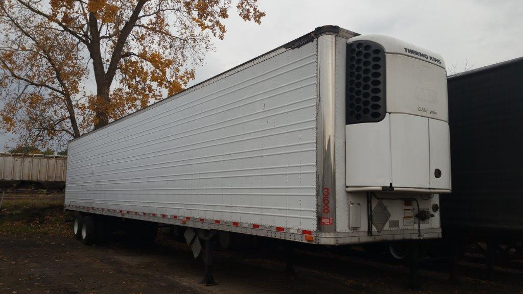 Used Reefer Trailer
